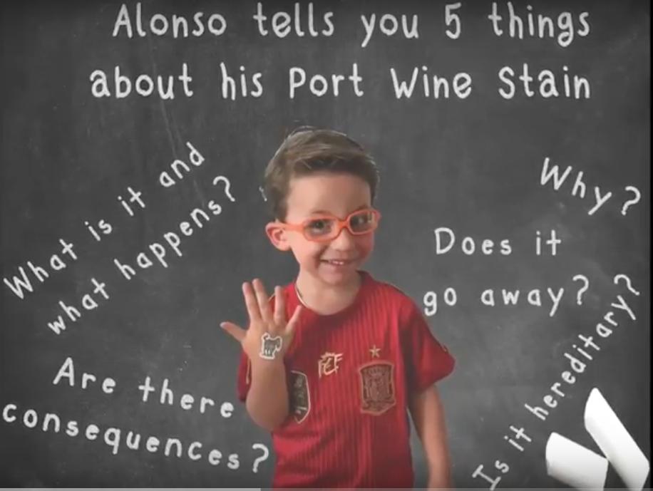 Alonso raising international awareness