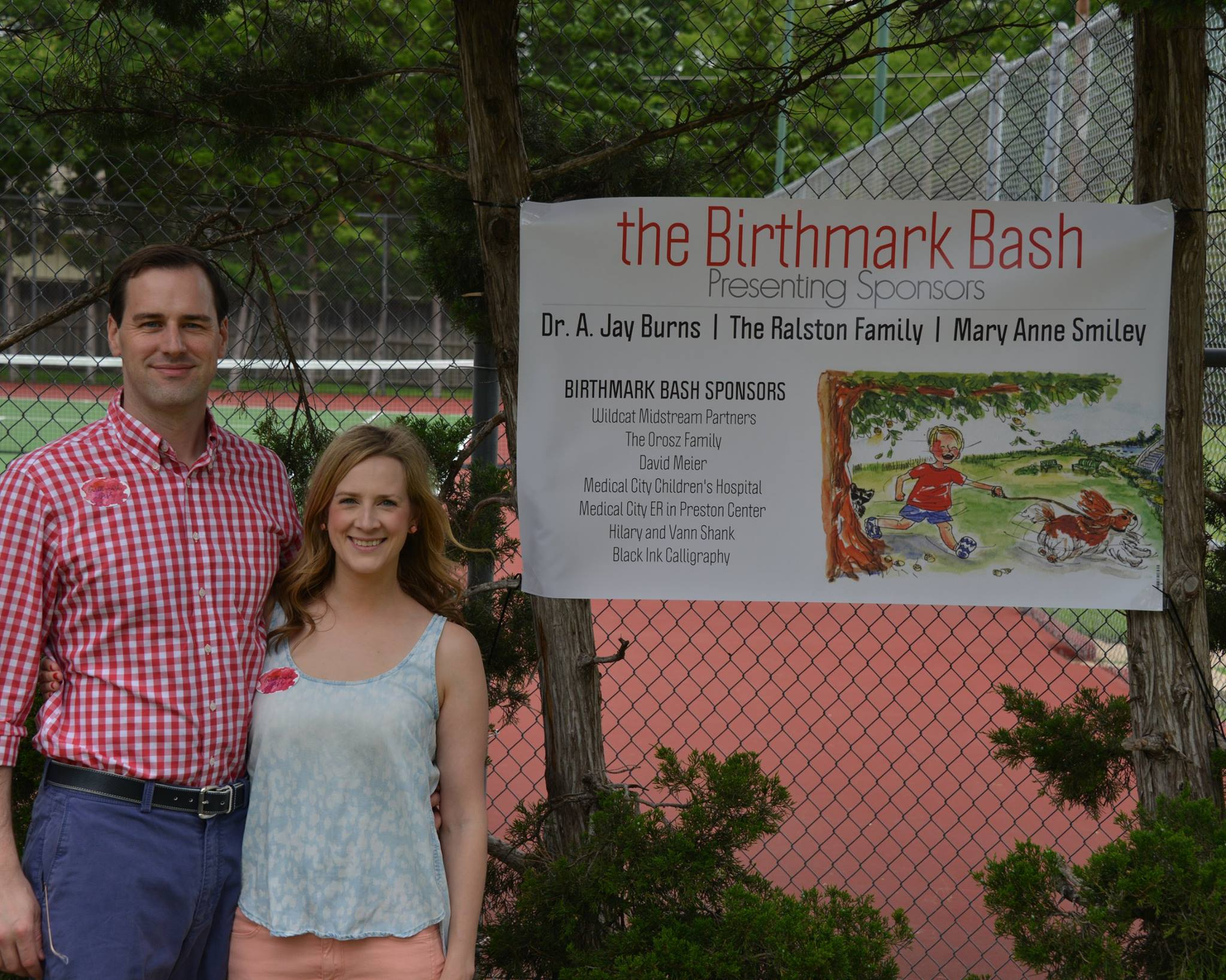 Birthmark Bash