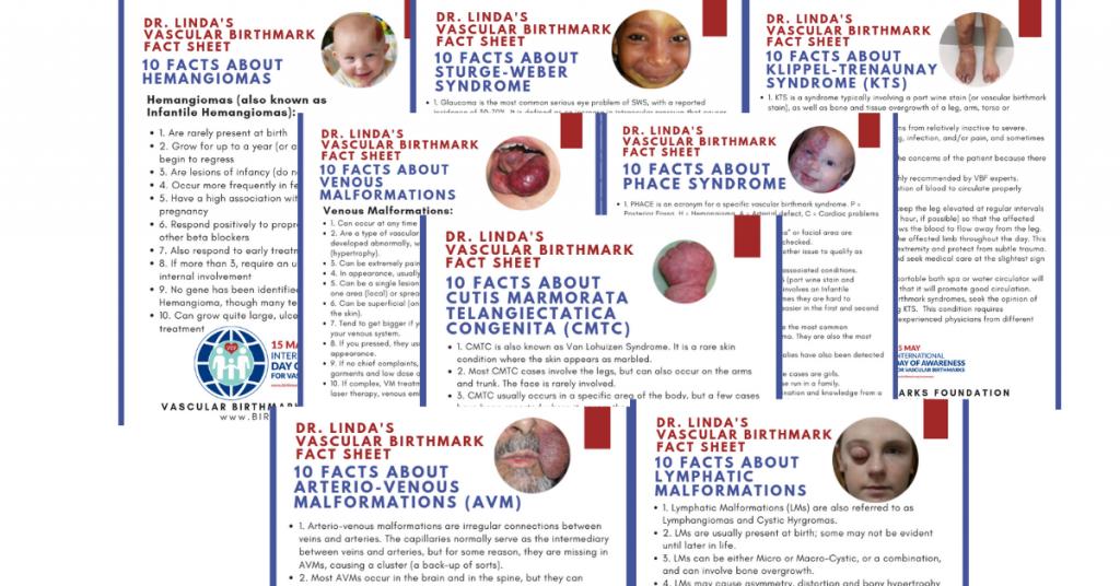 Birthmark Awareness Fact Sheet